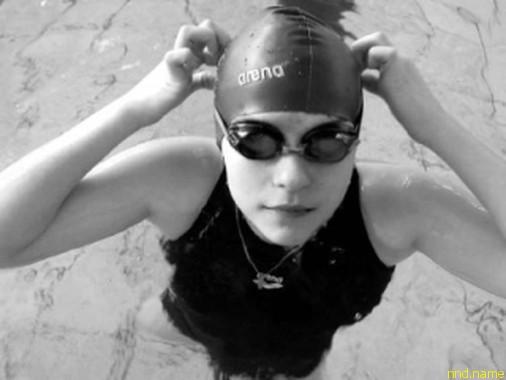 Анна Венгеровская, Россия (плавание)