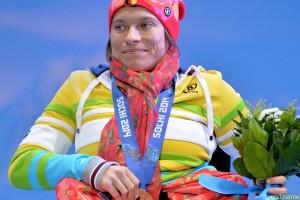 Ани Викер отпраздновала свое первое золото Паралимпиады