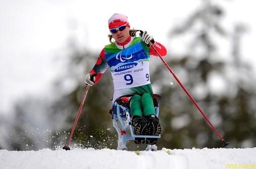 Людмила Волчёк, Беларусь (лыжные гонки, гребля)
