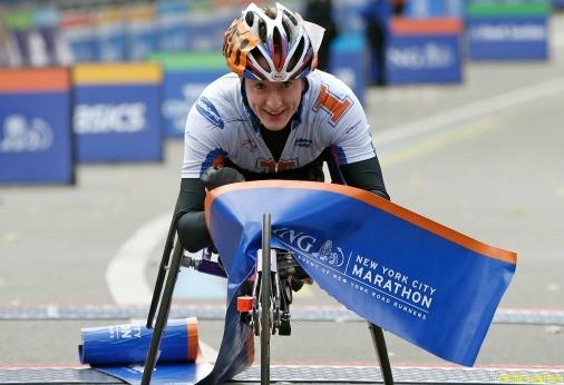 Татьяна Макфадден (спринт на инвалидных колясках)