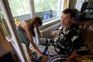 Москва: 76 квартир для инвалидов в 2014 году