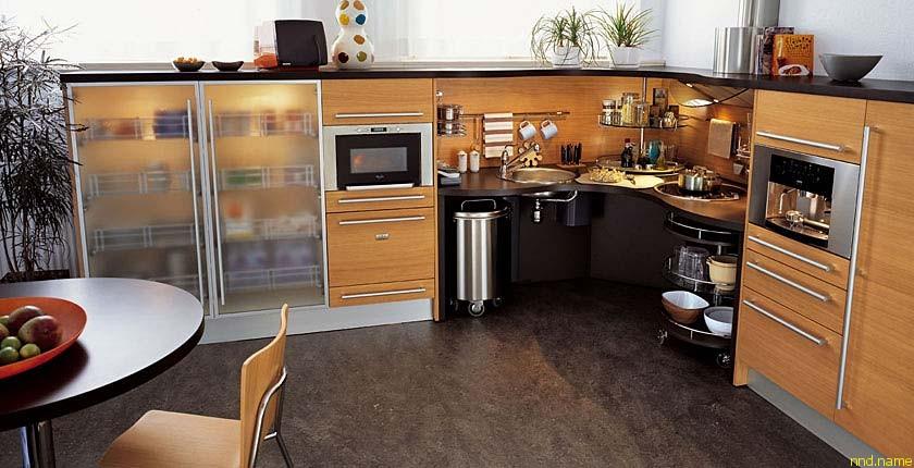 Кухня для людей с ограниченными возможностями от Snaidero: Skyline Lab