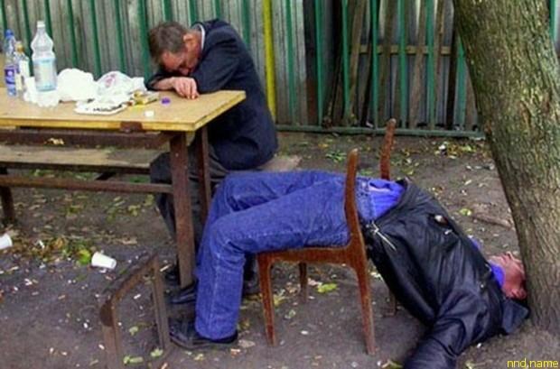 Жители Белоруссии оказались самыми пьющими - статистика ВОЗ