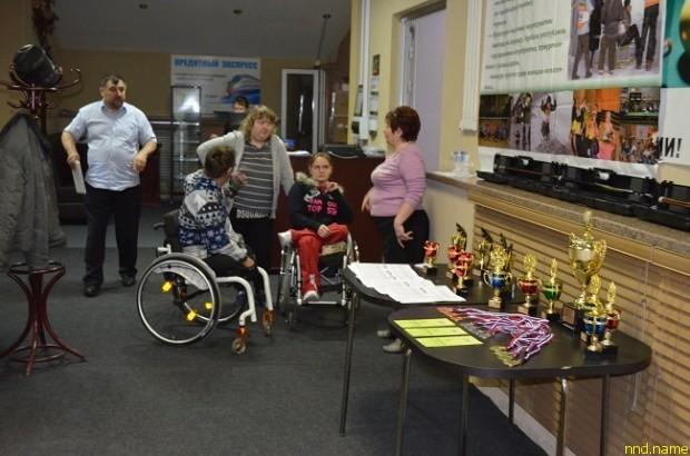 В Уфе прошел чемпионат по бильярду среди инвалидов
