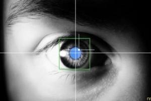 Управлять электроколяской движениями глаз