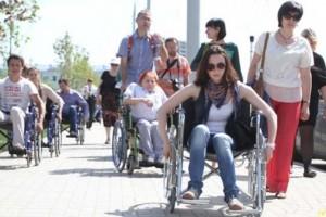 Казанские журналисты протестировали «доступную среду»