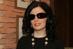 Диана Гурцкая поможет слабовидящим детям Крыма