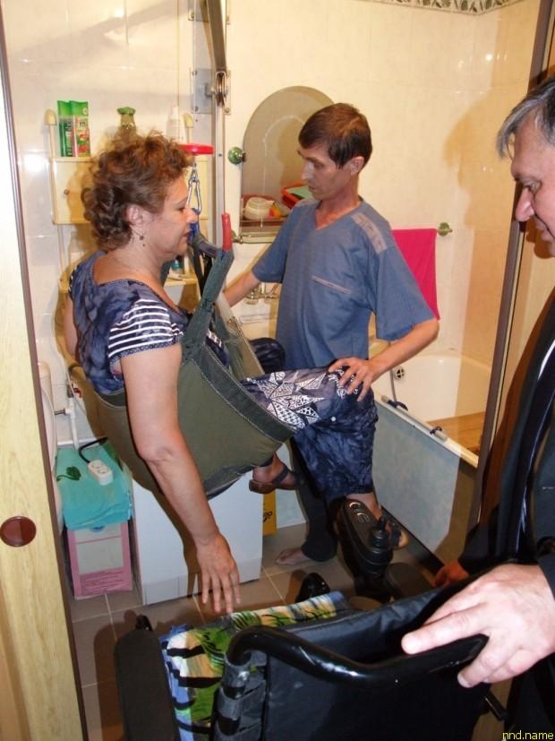 Адаптировать неудобные квартиры, не дожидаясь помощи