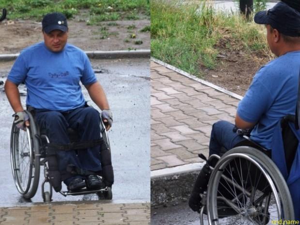 Инвалидов нужно переселять на первые этажи