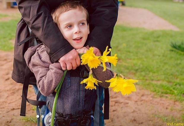 Firefly Upsee для детей больных ДЦП и не только