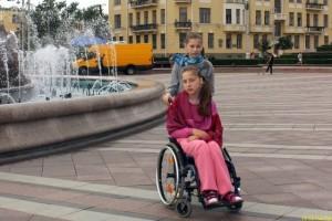 Экскурсия по площади Независимости в городе Минске