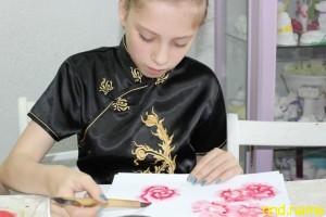 Китайская живопись – совершенство линий