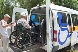 В Волгоградском регионе развивается «Социальное такси»