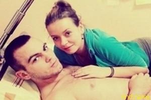 Студентка-медик влюбилась в бойца, получившего тяжелую травму