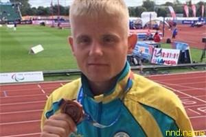 Валентин Медведев бронзовый призер Чемпионата Европы