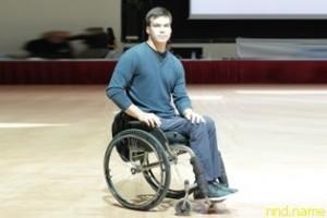 Роман Серебряков советник по вопросам развития адаптивного спорта