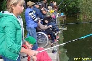 Киев - чемпионат по спортивной рыбной ловле