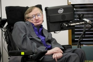 «Умная» электроколяска от Intel для Стивена Хокинга