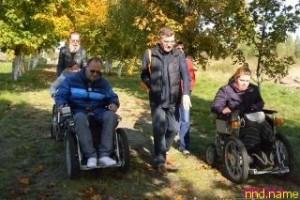 В Пинске для инвалидов-колясочников разработали экскурсионные маршруты