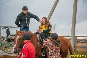 Сочинские волонтеры встретились в «Лучике» - Елена Фудаева