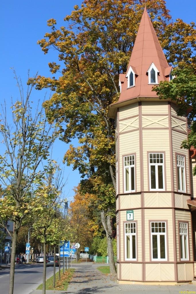 Литва, город-курорт Друскининкай