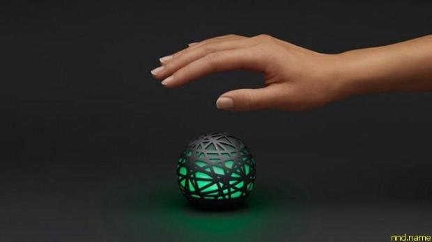 Шар-сенсор позволяет победить бессонницу