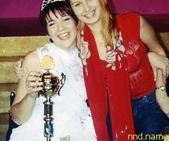 Елена Рожкова - Мисс Украина на коляске 2003