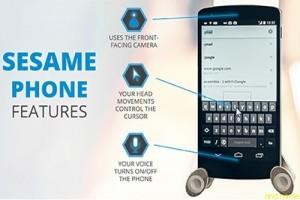 Сезам, откройся в Nexus 5 - управляемый движениями головы и голосом
