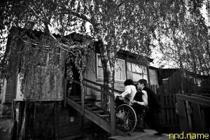 Мамы разные нужны, 11-летний мальчик стал опорой для матери-инвалида