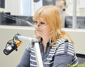 Любовь Савина, заместитель руководителя Департамента социальных программ и сводно-аналитической работы Фонда социального страхования (ФСС РФ)