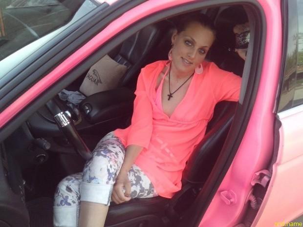 """Дарья Задохина на """"Jaguar"""" насмерть сбила пешехода"""