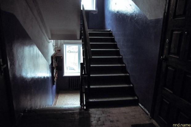 Подъезде в доме Сергея Яркова невозможно приспособить пандус для подъёма в коляски
