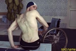 Александр Авдевич - Колясочник из Лиды каждое утро начинает с тренировки