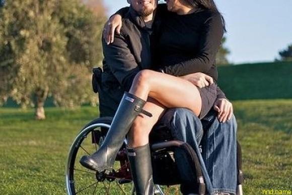 Видео позы занятием сексом для инвалидов