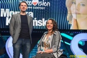 """Польша отправит на """"Евровидение"""" певицу Монику Кушинскую"""