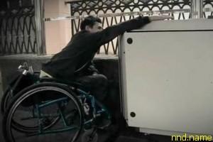 В Сочи не работают подъемники для инвалидов