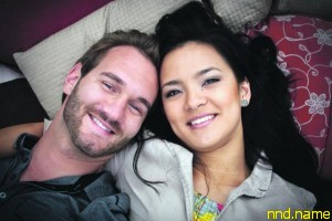 Ник и Канаэ Вуйчич: любовь без барьеров
