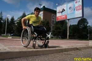 Профессию ди-джея освоил колясочник Денис Якимов