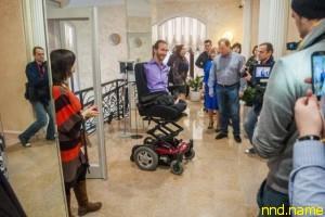 Ник Вуйчич: моя цель – исцелить «инвалидность сердец»