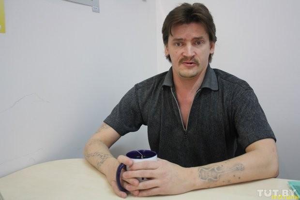 Александр Зимин из Гродно, несмотря на инвалидность, старается жить активно