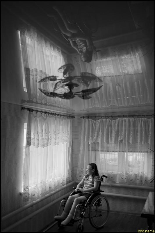 Фотоконкурс о жизни инвалидов «Без барьеров»
