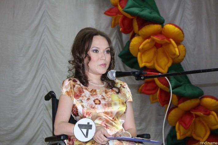 Конкурс красоты в Уфе среди девушек с инвалидностью
