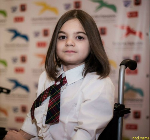 Двенадцатая в мире: «хрустальная» Дженнет Базарова