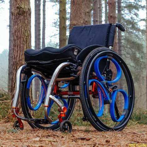 Loopwheel - новейшая модель старейшего колеса
