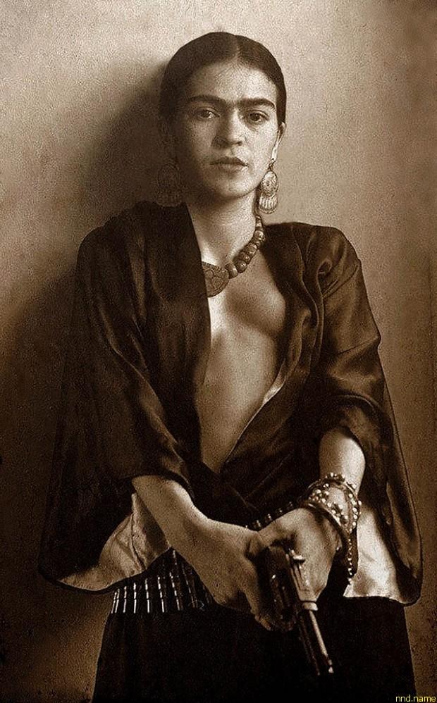 Боль и счастье Фриды Кало - известной мексиканской художницы