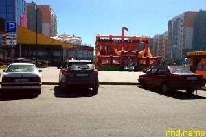 На 5000 рублей оштрафуют водителей за парковку под знаком «Инвалид»