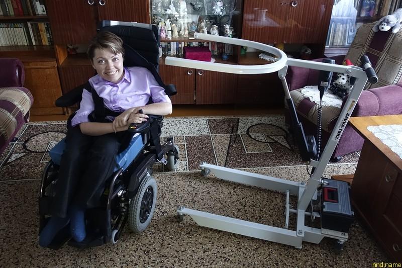 сайт инвалидов колясочников знакомс