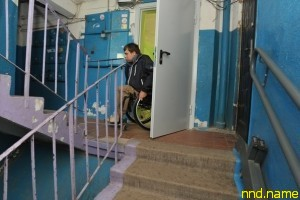 Александр Попов создал центр «Доступная среда»