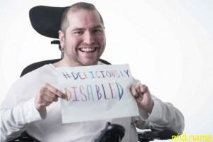 Секс оргия для людей с инвалидностью