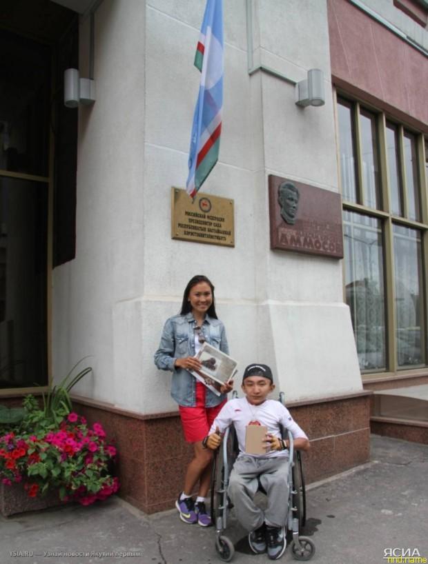 Марат Николаев: Я хочу все время двигаться вперед